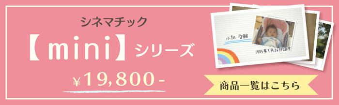 シネマチック ミニシリーズ19800円