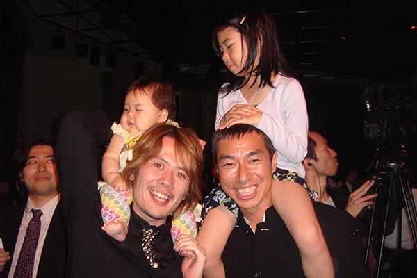 榊いずみさんの結婚式にて