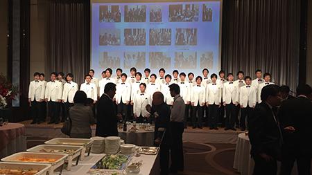 早稲田大学合唱