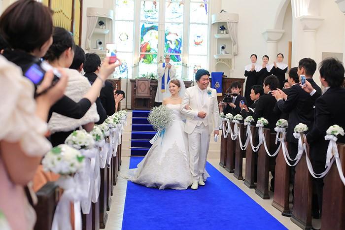ひさの様・結婚式の様子